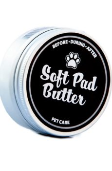 Soft pad butter box